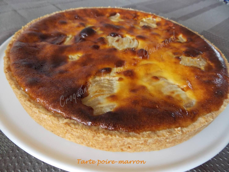 tarte-poire-marron-dscn7716