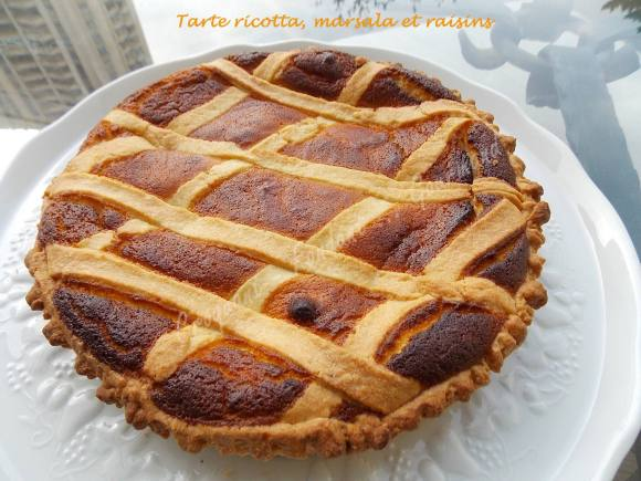 tarte-ricotta-marsala-et-raisins-dscn7547