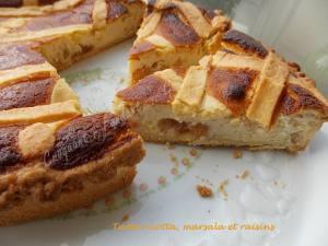 tarte-ricotta-marsala-et-raisins-dscn7549