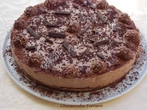 Cheesecake Ferrero DSCN2318