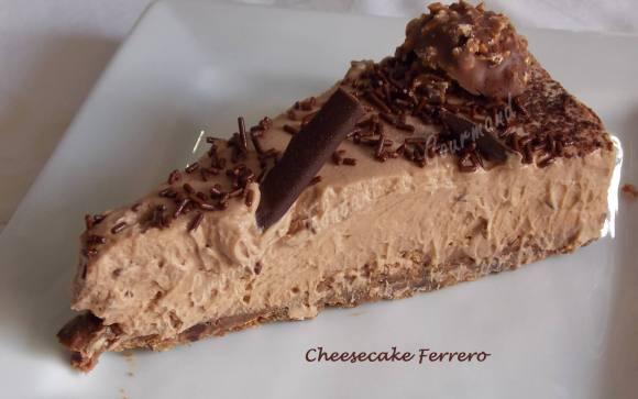 Cheesecake Ferrero DSCN2334