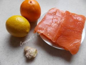Saumon aux agrumes DSCN1970