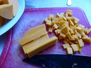 Tourte butternut et confit d'oignons P1000565