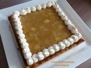 Carré pommes-caramel P1010391