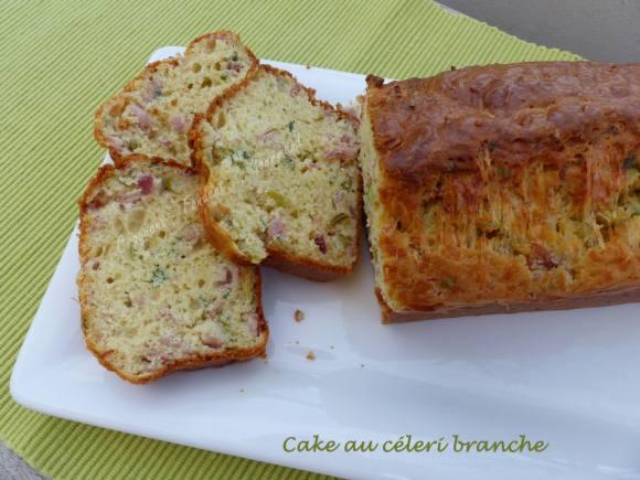Cake au céleri branche P1020238