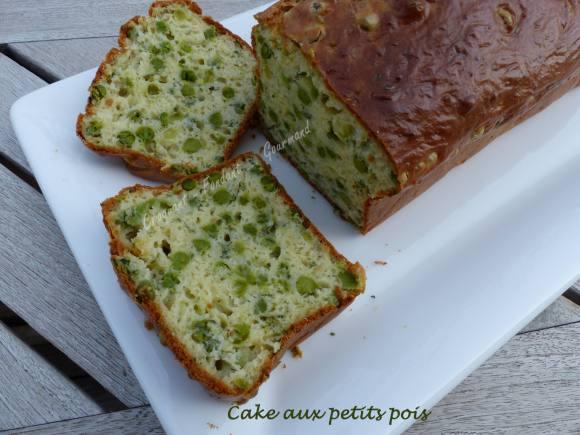 Cake aux petits pois P1020184