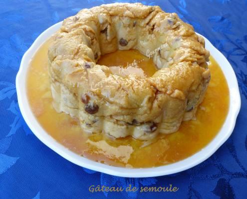 Gâteau de semoule P1020796