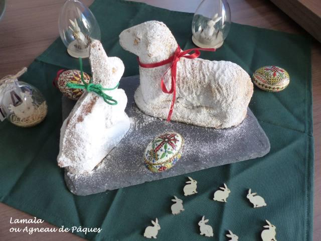 Lamala ou Agneau de Pâques de Bernard P1020727