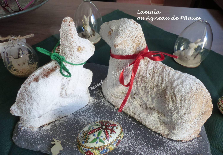 Lamala ou Agneau de Pâques de Bernard P1020733