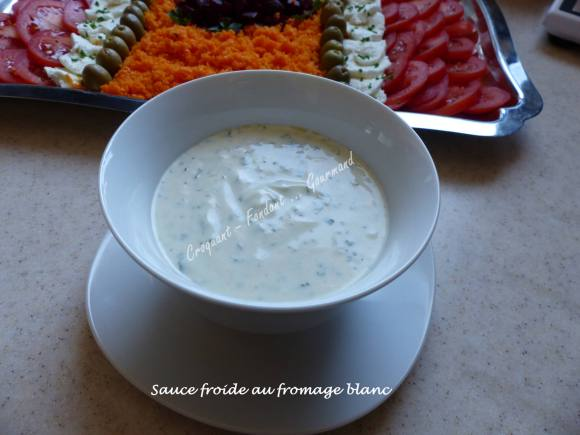 Sauce froide au fromage blanc P1010749