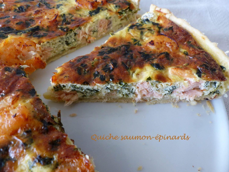 Quiche saumon-épinards Retouche P1050609