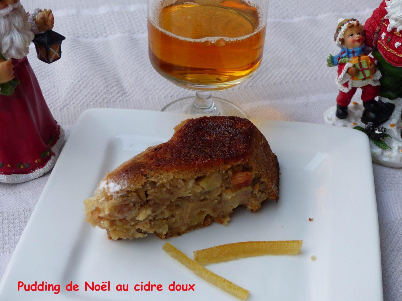 Pudding de Noël au cidre doux P1070271 R