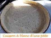 Cuire à blanc une pâte à tarte Index DSCN6998
