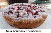 Gourmand aux framboises Index DSCN7543
