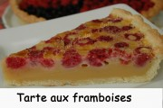 Tarte aux framboises Index - DSC_4627_2189