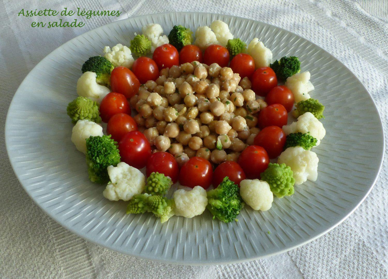 Assiette de légumes en salade P1080423 R