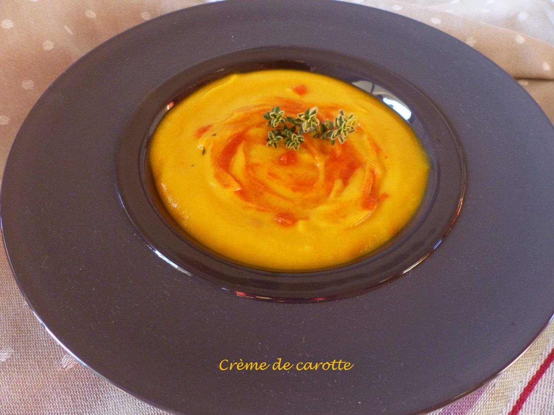 Crème de carotte au Thermomix P1080206 R