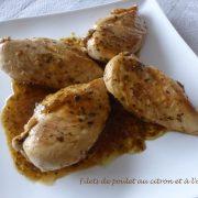 Filets de poulet au citron et à l'origan P1070536 R