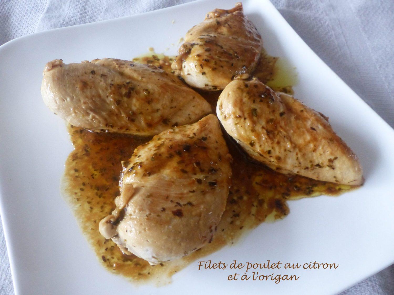 Filets de poulet au citron et à l'origan P1070540 R