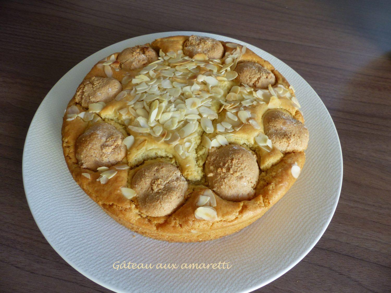 Gâteau aux amaretti P1080301 R