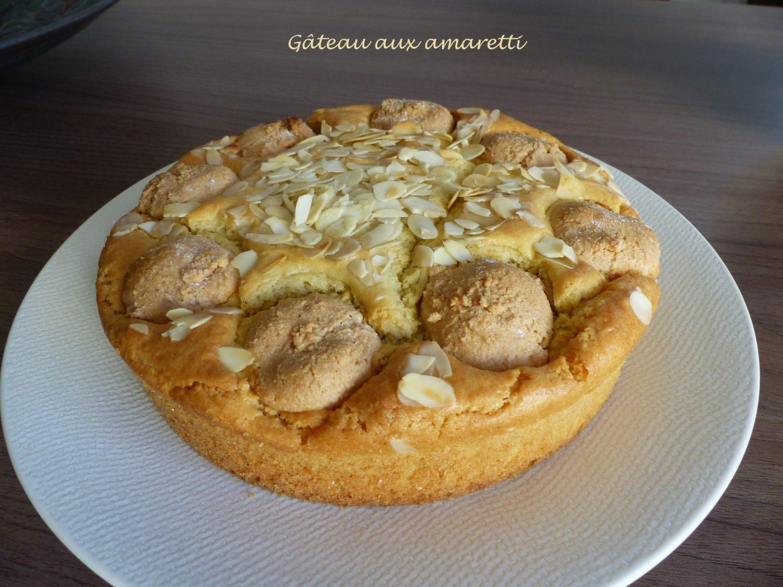 Gâteau aux amaretti P1080302 R