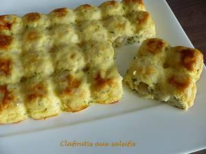 Clafoutis aux salsifis P1010312