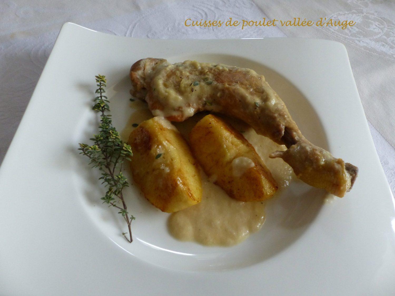 Cuisses de poulet vallée d'Auge P1080350 R