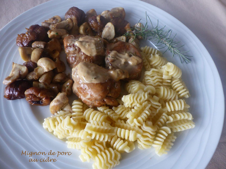 Mignon de porc au cidre P1080017 R