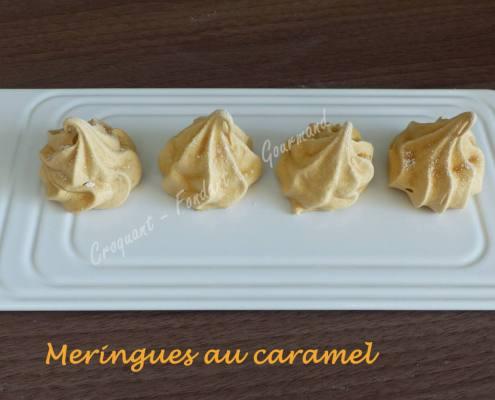 Meringues au caramel P1020151
