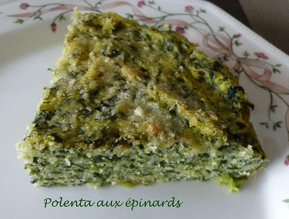 Polenta aux épinards P1080394 R (Copy)