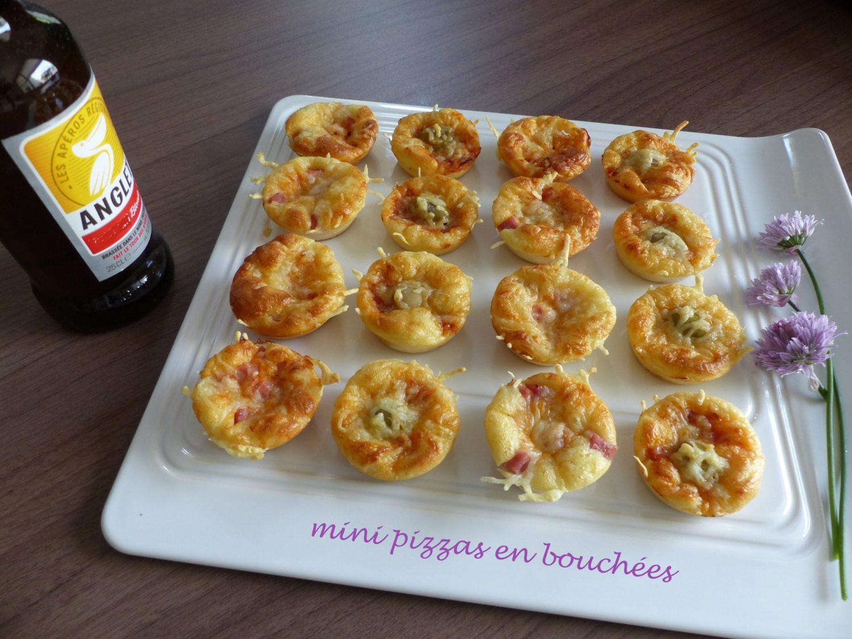 mini pizzas en bouchées P1110065 R