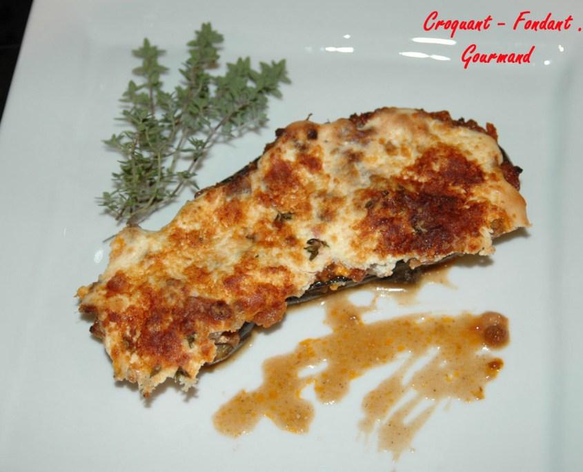Aubergines à la bolognaise - DSC_7517_5322