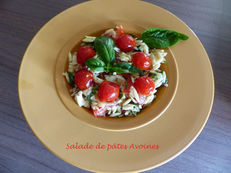 Salade de pâtes Avoines P1120257 R