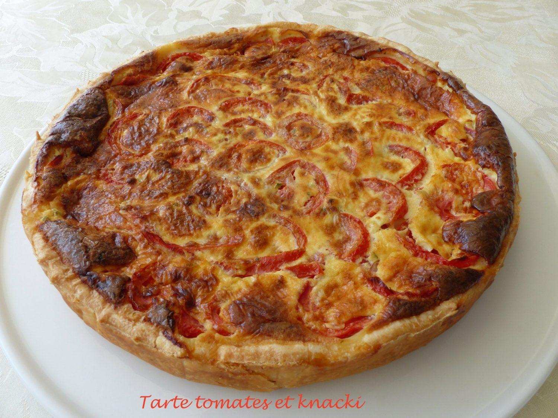 Tarte tomates et knacki P1120203 R