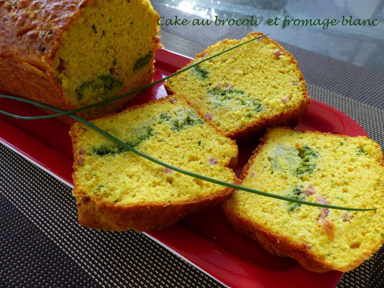 Cake au brocoli et fromage blanc P1120820 R