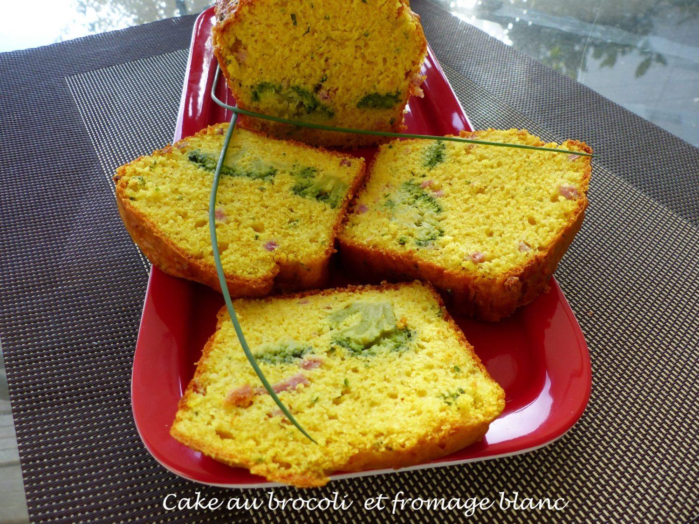 Cake au brocoli et fromage blanc P1120821 R