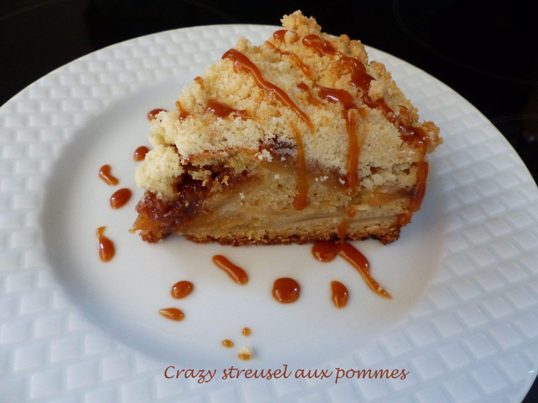 Crazy streusel aux pommes P1130861 R