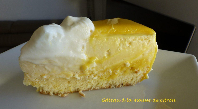 Gâteau à la mousse de citron P1060918 R