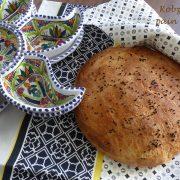 Kobz Eddar, pain algérien au Thermomix P1130242 R