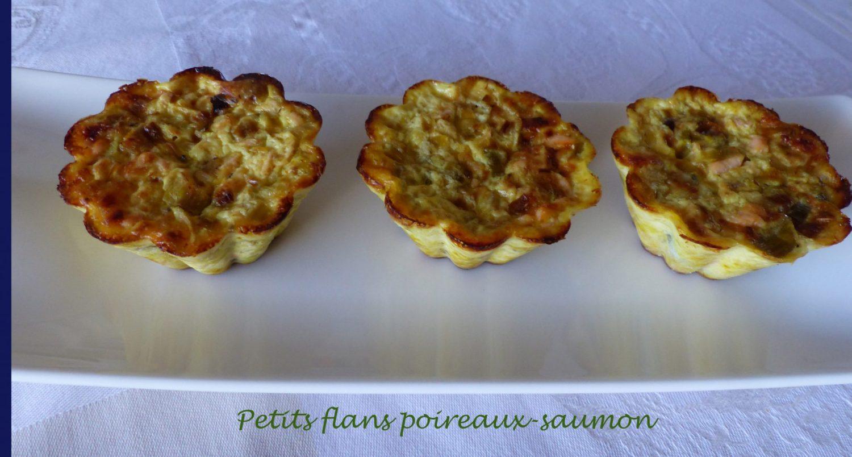 Petits flans poireaux-saumon P1060924 R
