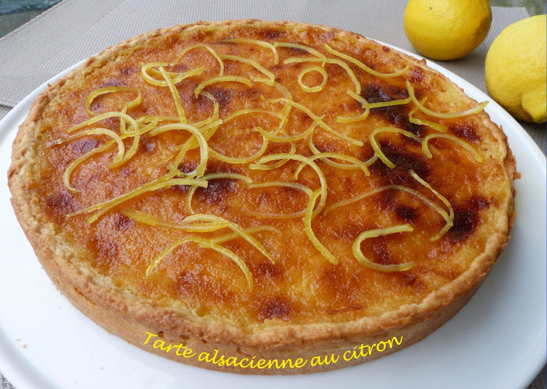 Tarte alsacienne au citron P1140174 R