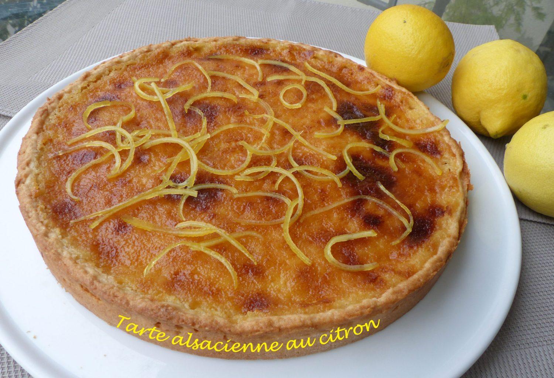 Tarte alsacienne au citron P1140177 R