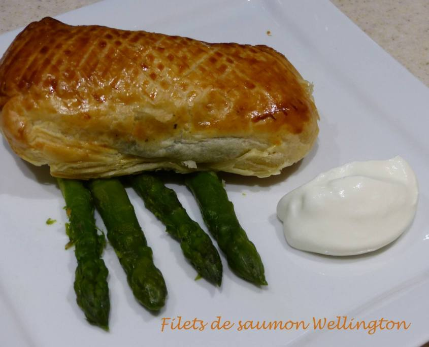 Filets de saumon Wellington P1150124 R