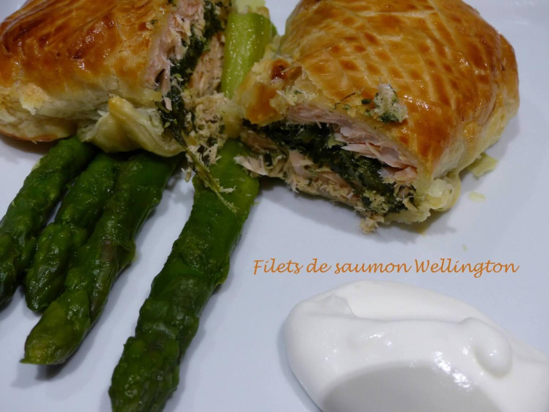 Filets de saumon Wellington P1150125 R