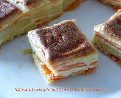 Gâteau invisible potiron-pommes de terre P1140361 R