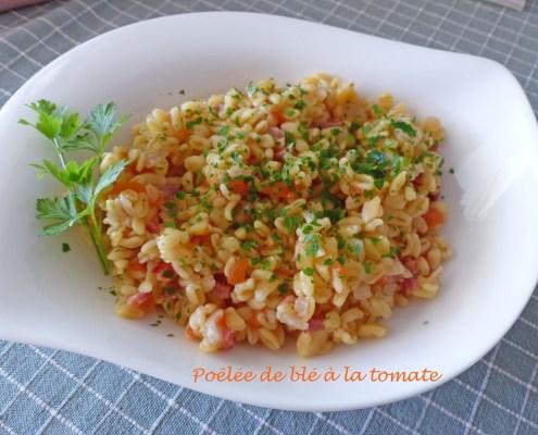 Poêlée de blé à la tomate P1120650 R (Copy)