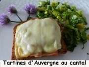 Tartines d'Auvergne au cantal Index P1170494