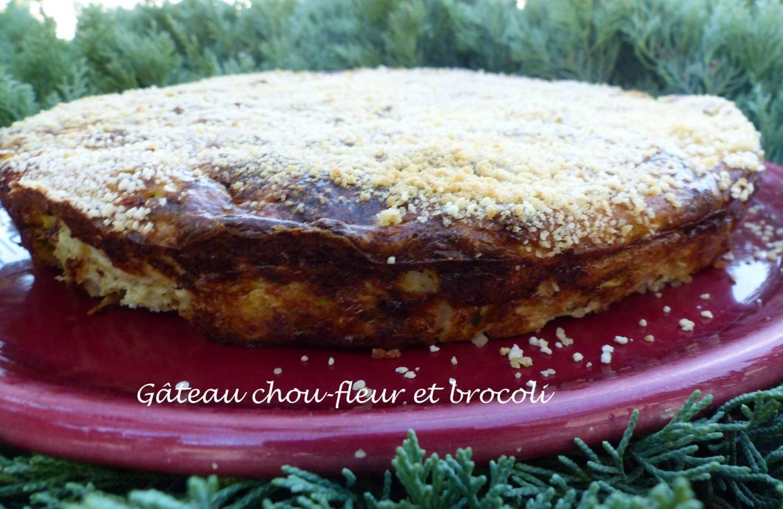 Gâteau chou-fleur et brocoli P1180620 R