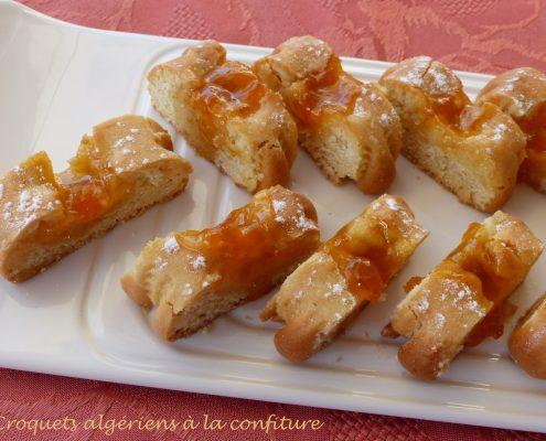 Croquets algériens à la confiture P1120464 R