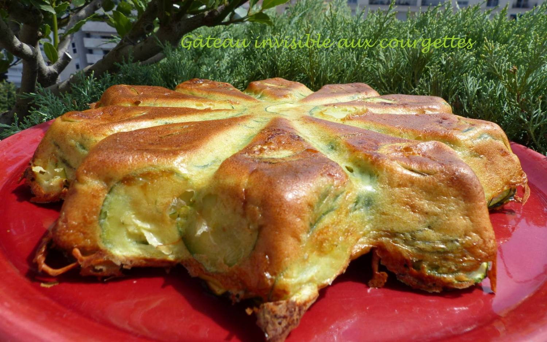 Gâteau invisible aux courgettes P1190031 R
